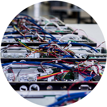 Production of Custom MIL-STD Embedded Systems