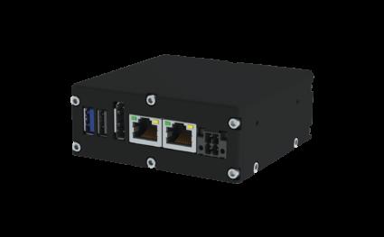 Custom Security Device for IIoT